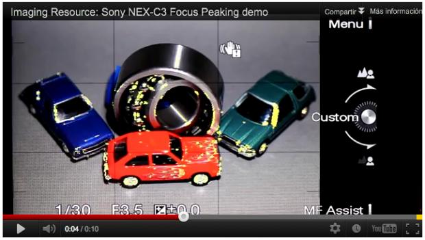 Sony NEX 5R ha introducido nuevos avances tecnológicos