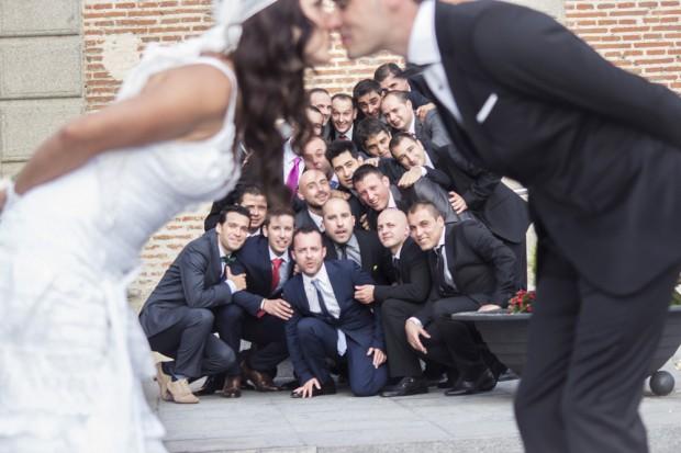 La originalidad y naturalidad, tendencia en fotografía de boda