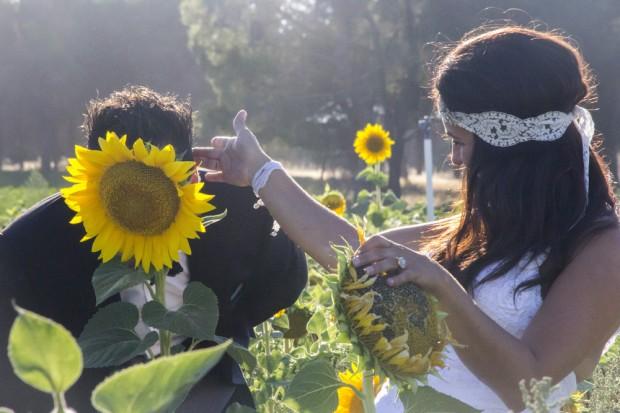 La fotografía de boda original es tendencia