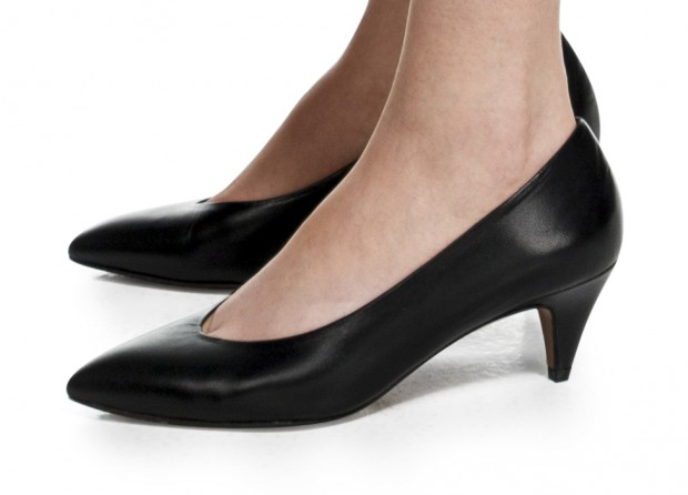 Retoque de zapatos