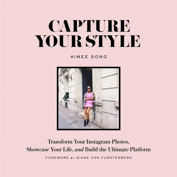 libros de fotografía profesional y catálogo:  Capture Your Style