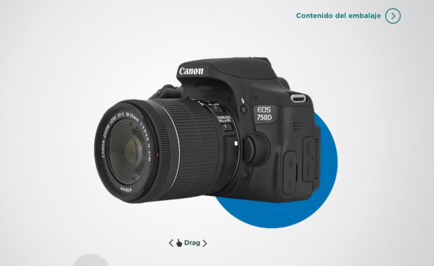fotografía en 360 : cámara